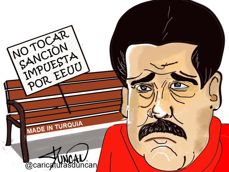 » Made in Turquia» Caricaturas de Duncan