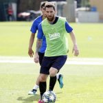 Lionel Messi estaría listo para el debut en Champions League