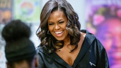 Michelle Obama ganó un Grammy